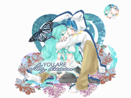 You are my dream by ia23