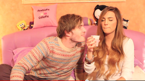 Felix and Marzia ^.^ by Kourage215