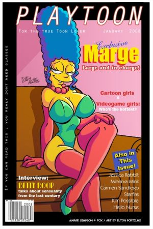 Marge Simpson Play Toon