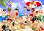CRAZY BEACH by einlee