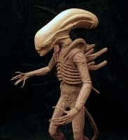 Giger Alien pic2 by Cissell
