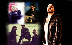 30 Seconds to Mars wallpaper by mmkrys
