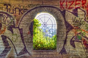 Window of dreams HDR by rayxearl