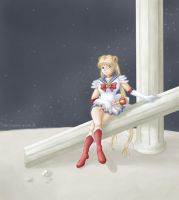 Ehhh... Sailor Moon XD by saienn