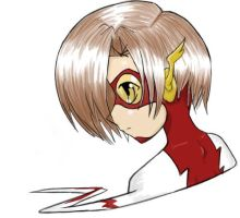 Real Name: Bart Allen by karouki