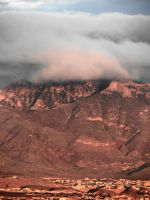 Mountain Cloud and Fog by SharPhotography