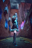 Love Philosophia Hatsune Miku Cosplay: It's Over by SpicaRy