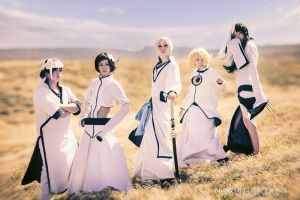 Arrancar Attack! by Kotodama