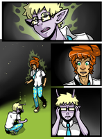 Space School Page 88 by DarkChibiShadow