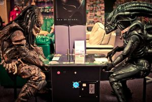Alien vs Predator :Arcade Edition by PedroTpredator