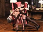 You naughty girl! by KristinF
