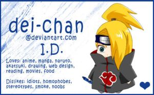 New ID by dei-chan