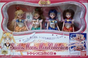 World Mini Collection DX1 by SakkysSailormoonToys