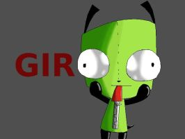 yay gir. by invaderzimlover12