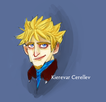 DnD: Cerellev by marie-berry