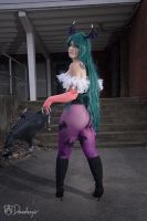 Morrigan Aensland by doopumzcosplay