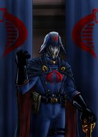 Cobra Commander v2 by Decepticoin