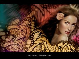 DANCE of BUTTERFLY by AURORY