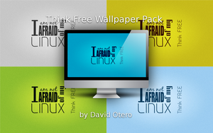 Thenk Free Wallpaper Pack by DavidOteroNavarro