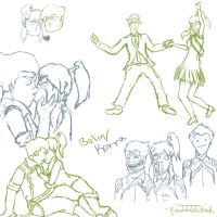 Borra Sketch Dump by quidditchchick004