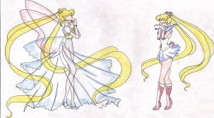 sailor moon et neo serenity by nads6969