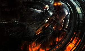 Killzone: Seek And Destroy by KennedyGFX