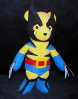 Wolverine Bear by AbleSistersFanCrafts