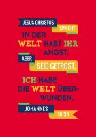 John 16:33 by Philipp-JC