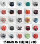 Game of Thrones - Whole Set by MonsterBrandCrafts