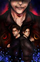 The Alphas by MidnightZone