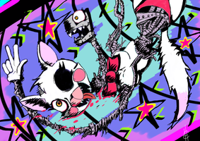 The Mangle by MagicalMeepo