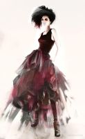Fashion Illustration - 20130414 by jbaham