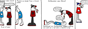 HSR - Cracked Out Comic by Clanker