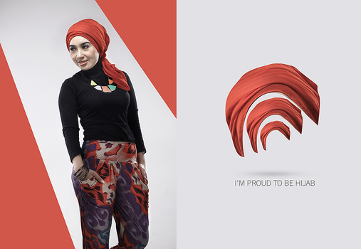 PROUD TO BE HIJAB by ARTOOLS