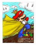 Super Mario Kingdoms Ch1 Cover by Tanooki128