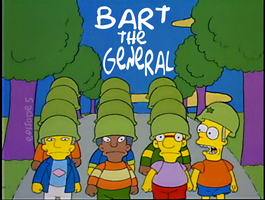 1-5 Bart The General by R-Collins