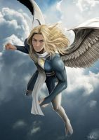 Angel by Fandias