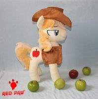 My Little Pony - Braeburn by Lavim