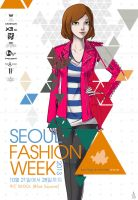 Seoul Fashion Week by AuraHACK