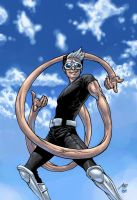 Lastikman in Clouds BG by edtadeo
