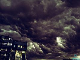 There is a dark storm coming.. by Stef43