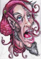 Octo-Erotic Asphyxiation by dsilvabarred