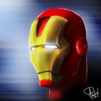 IRON MAN by pauloh-dsign