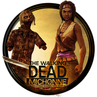 The Walking Dead Game Michonne Icon by Alchemist10