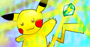 I'm Gonna Evolve- Pika by YukiraNine