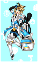 Elsword: Shelling Chung by ForbiddenImmortality