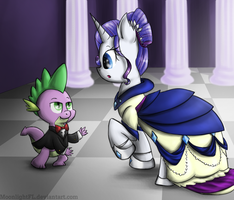 Would you like to dance? by MoonlightFL