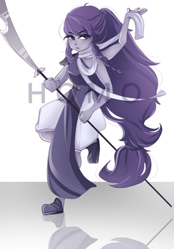 Gem fusion- Tanzanite by HomoAdopts