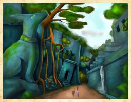 The Ruined Civilization by Luherc