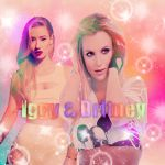 iggy ft briney spears by ladiesglamour